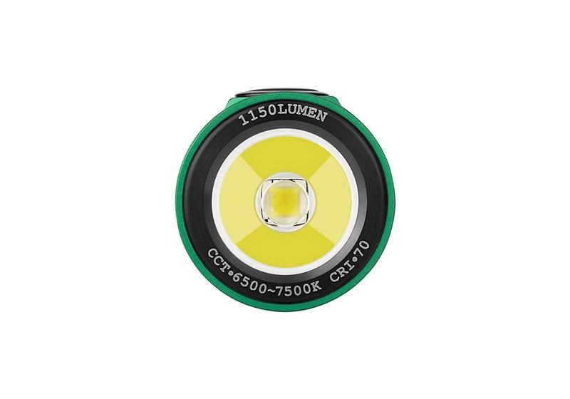OLIGHT S2R BATON II GREEN-12