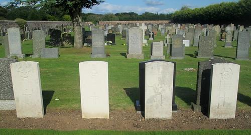 4 More War Graves, Annan Cemetery