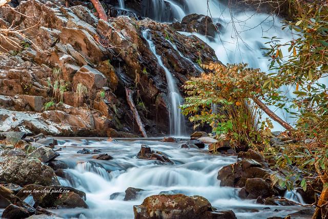 Roadside Waterfall (Explored 8-11-20)