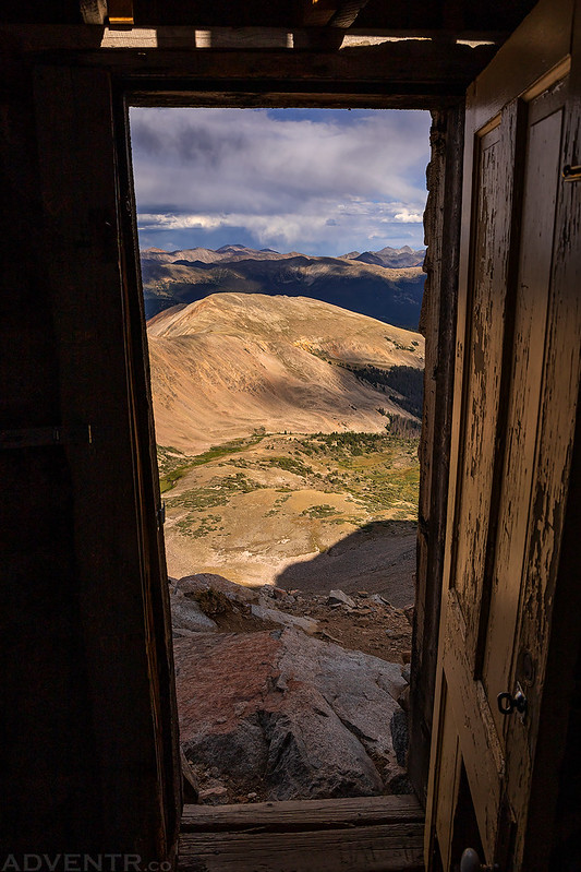 Doorway to the Mountains