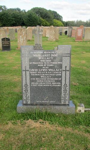 War Inscription, Annan Cemetery