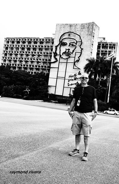 HAVANA, CUBA. HASTA LA VICTORIA SIEMPRE..