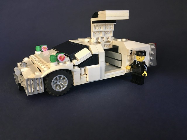Sentinel 401 Armored Limo [DA4]