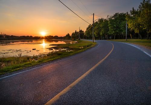 2020 canada canardriver essexcounty july ontario rivercanard sunset