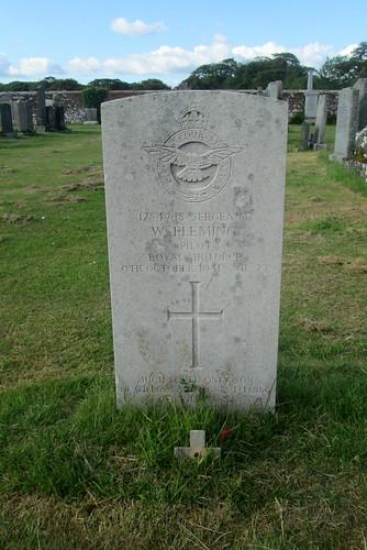 War Grave, Annan