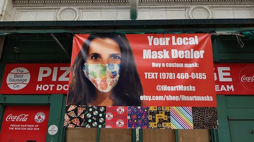 Your local mask dealer