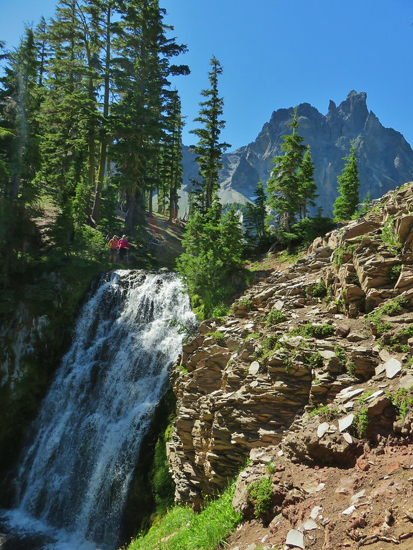 Cottonwood Creek Falls
