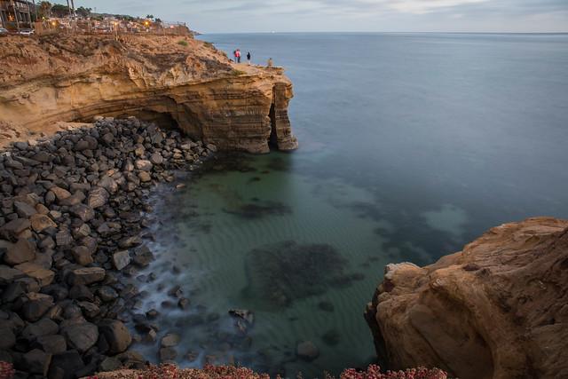 Sunset Cliffs, San Diego CA