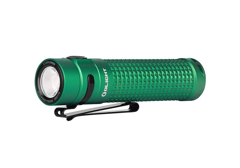 OLIGHT S2R BATON II GREEN-8