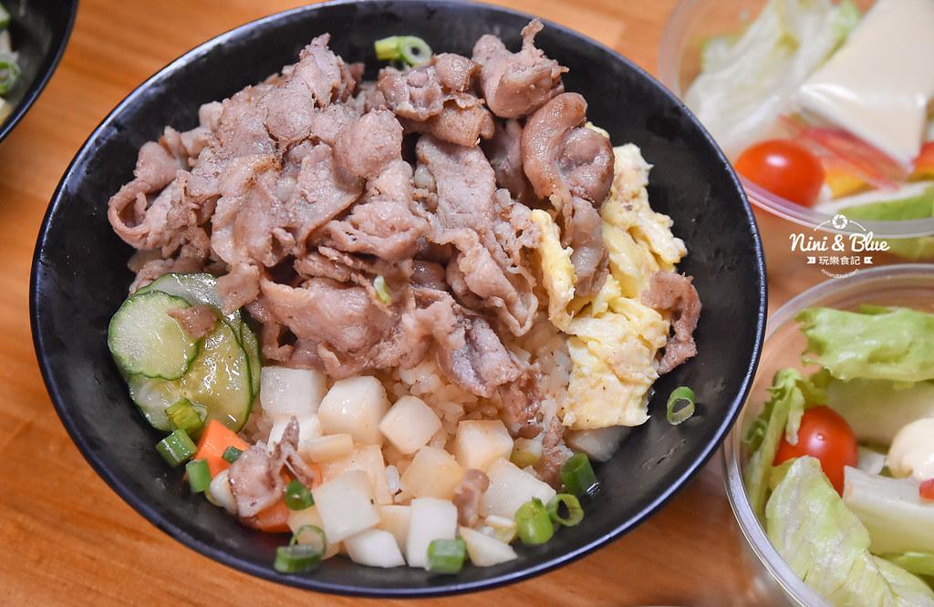 義崎丼 中國醫美食 台中丼飯便當17
