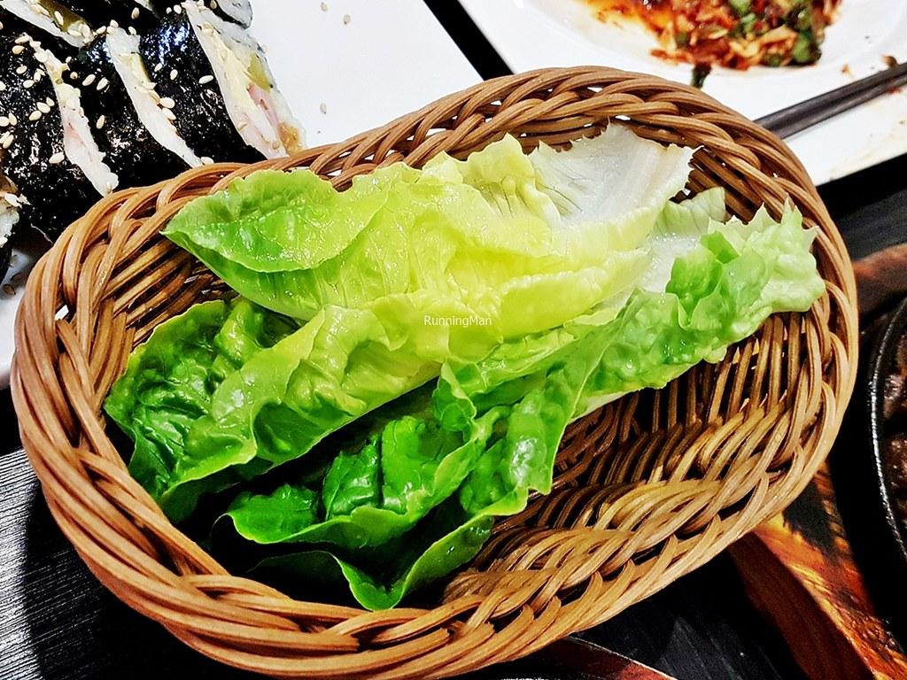 Sangchu / Lettuce