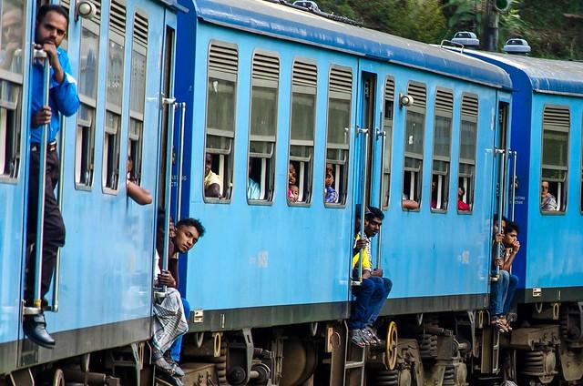A Train Ride
