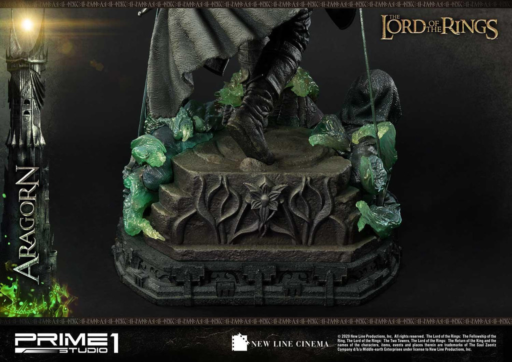 Prime 1 Studio《王者再臨》亞拉岡(アラゴルン)1/4比例全身雕像