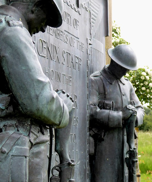 Pheonix Staff Memorial 1914-1919