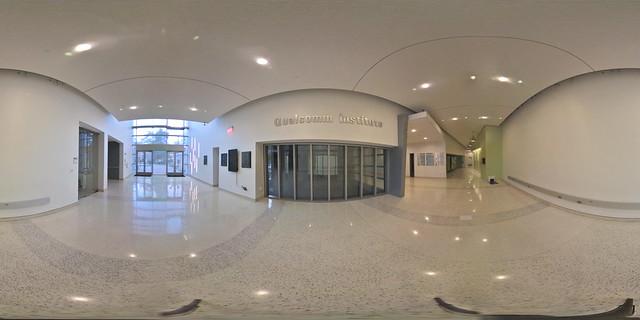 Qualcomm Institute Atkinson Hall Lobby