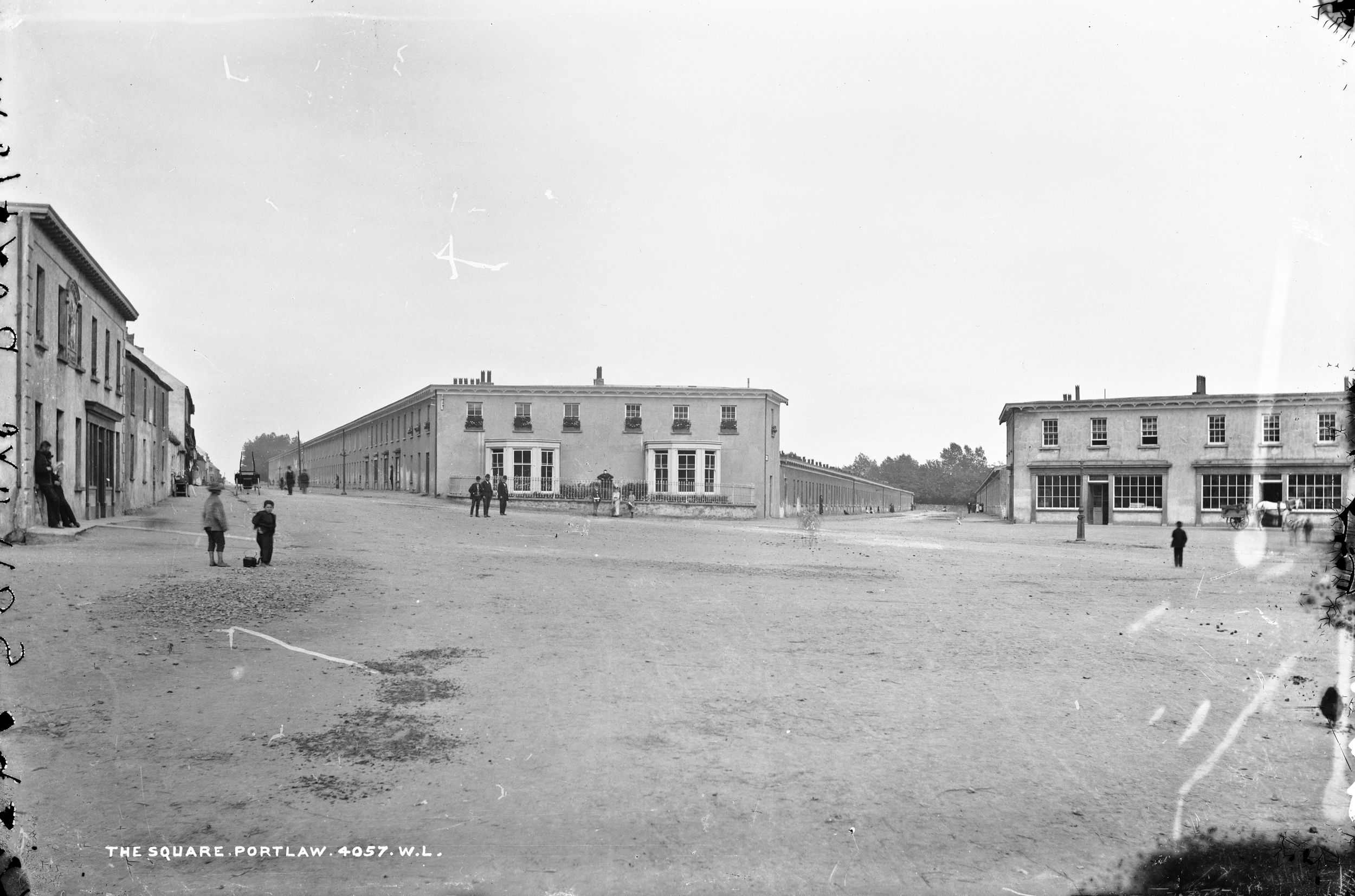 Square, Portlaw, Co. Waterford