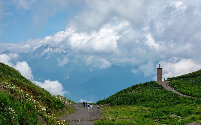Дорога к облакам