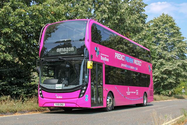 IB 500 (Demonstrator) - YX19 ONU (Ipswich, Bibb Way) 09-08-2020