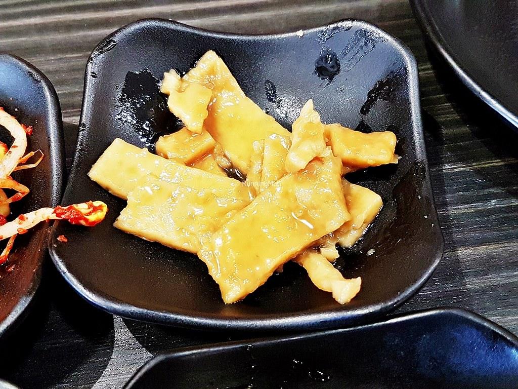 Eomuk Bokkeum / Stir-Fried Fish Cake