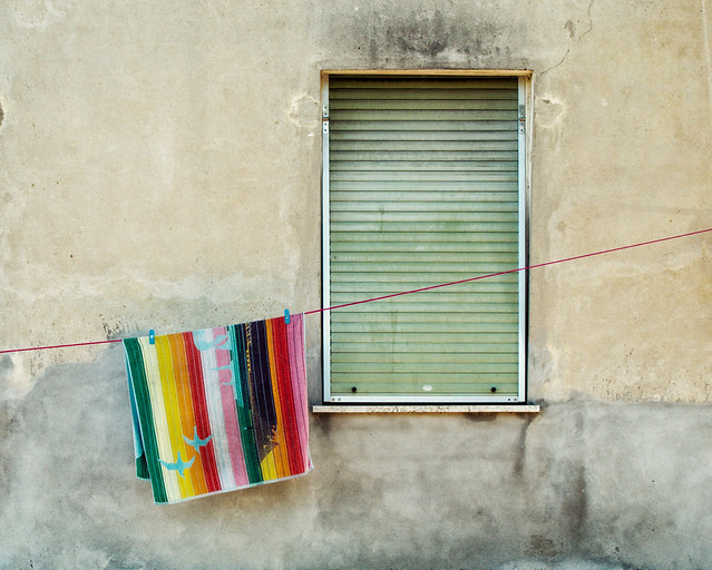 Clothes Hanging Series