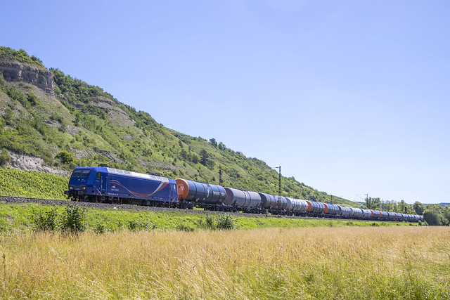 D SRI Rail Invest 145 087-3 Zellingen 24-06-2020