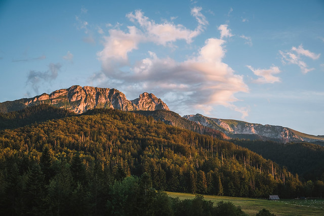 Mount Giewont