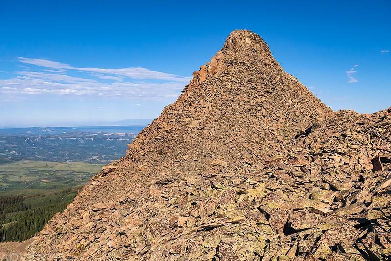 Groundhog Mountain Point
