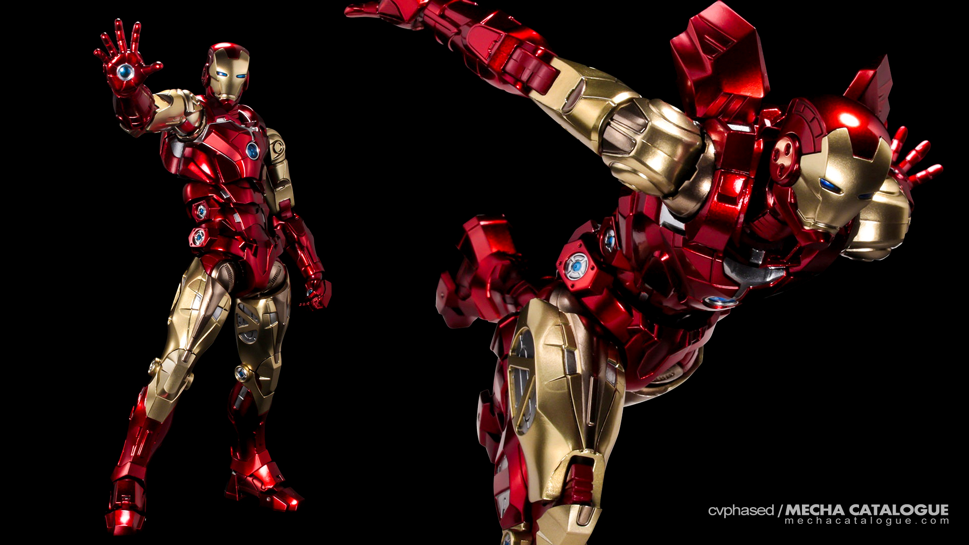Iron Man Collectors Don't Get a Break: Fighting Armor Iron Man