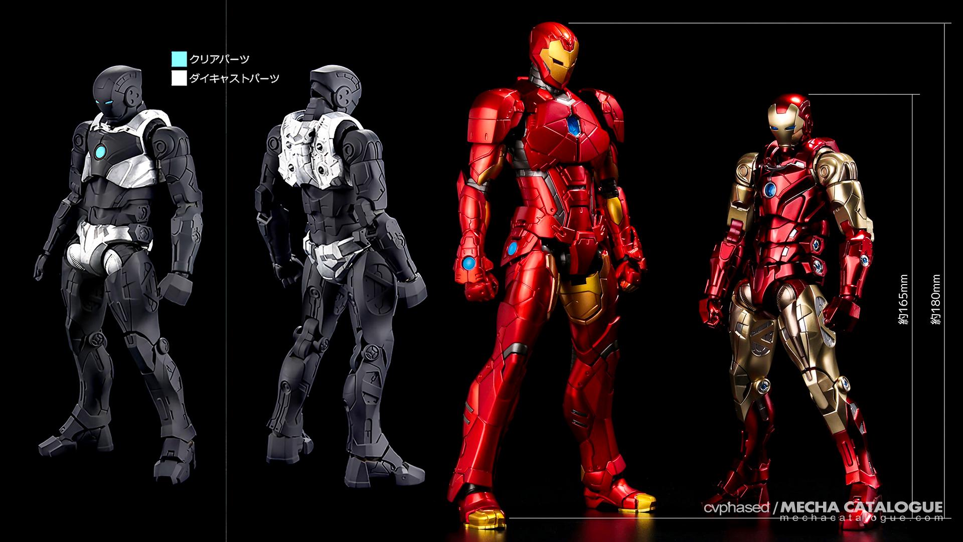 Iron Man Collectors Don't Get a Break: Fighting Armor Iron Man