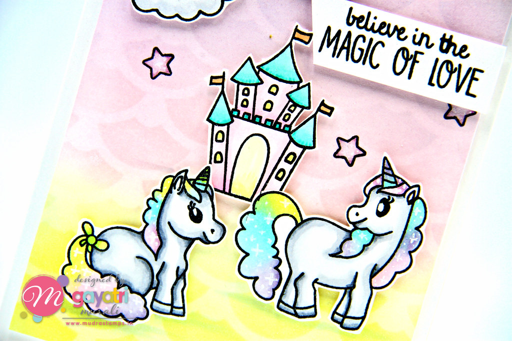 Unicorn card #2 clsoeup2
