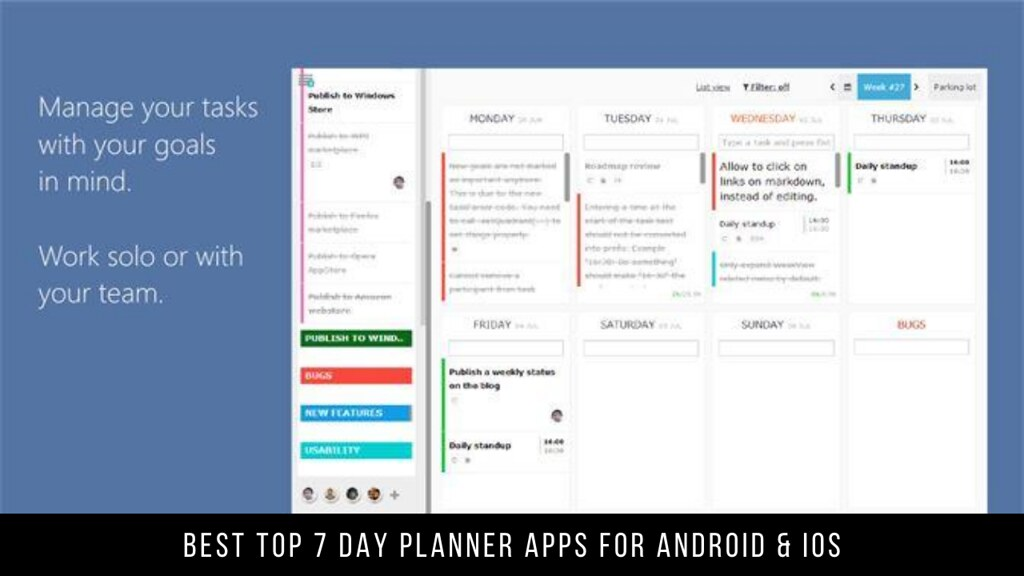 Best Top 7 Day Planner Apps For Android & iOS