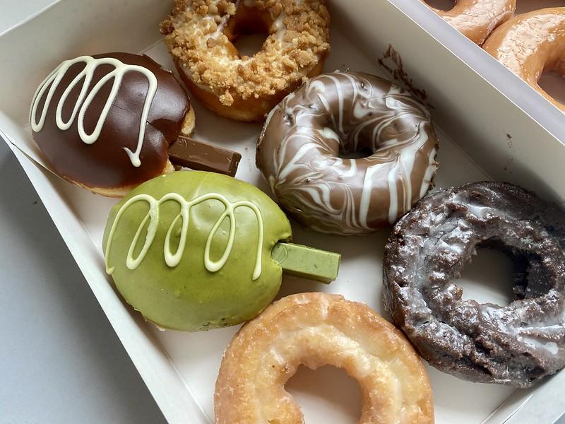 Krispy Kreme, Eastwood