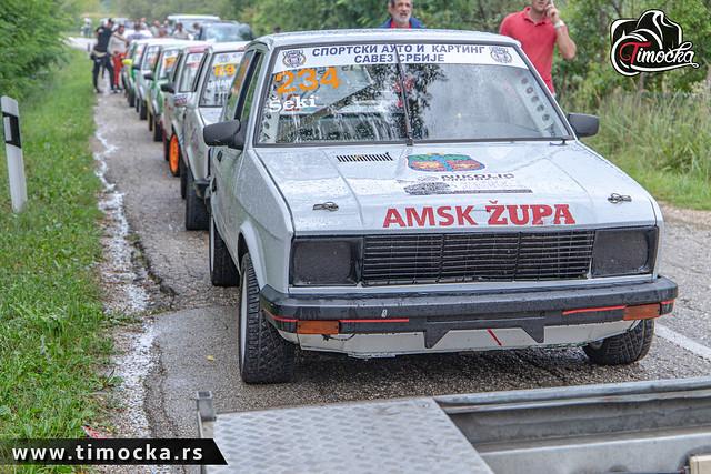 """Međunarodna brdska auto-trka """"Zaječar – Halovo 2020"""""""