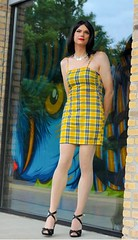 Yellow mindress1