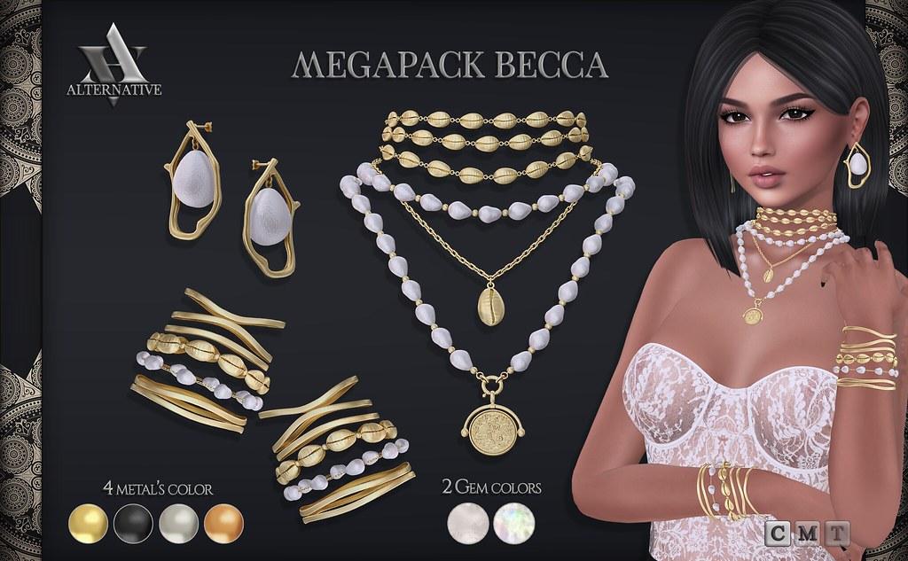 [AlternatiVe] Becca Megapack