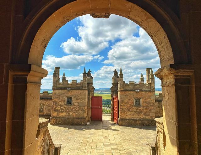 #bolsovercastle #bolsover #castle #flickr #englishheritage #summer #derbyshire