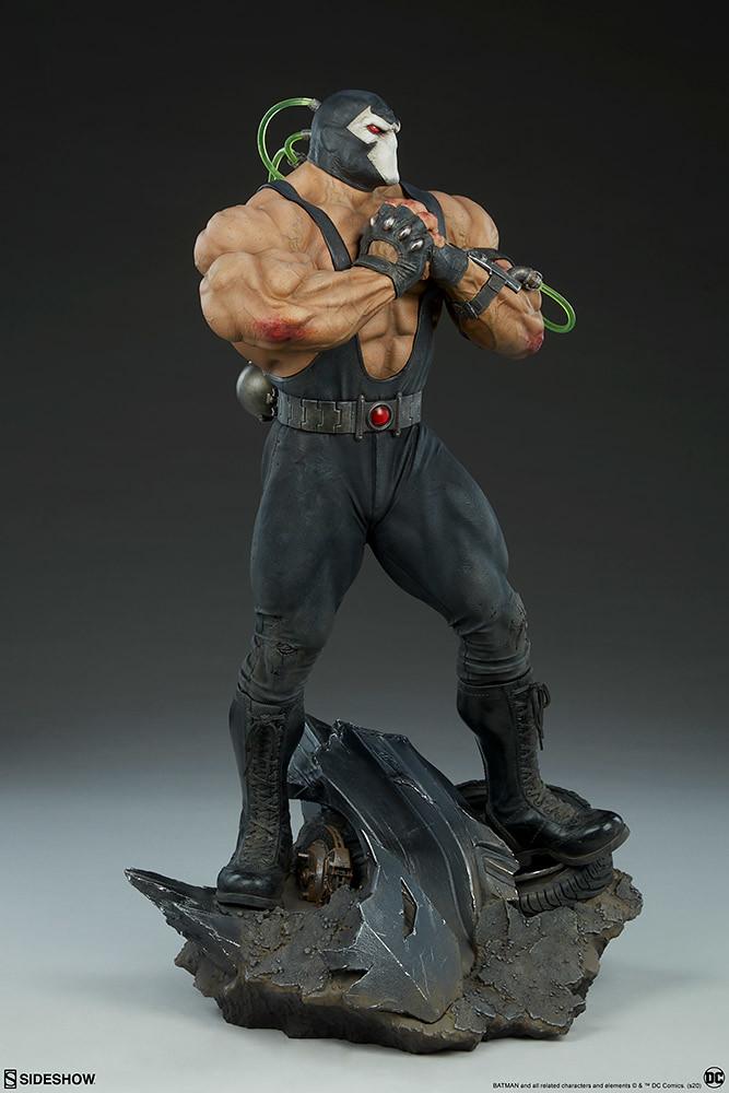 Sideshow DC Comics「班恩」(Bane)1/4 比例全身雕像