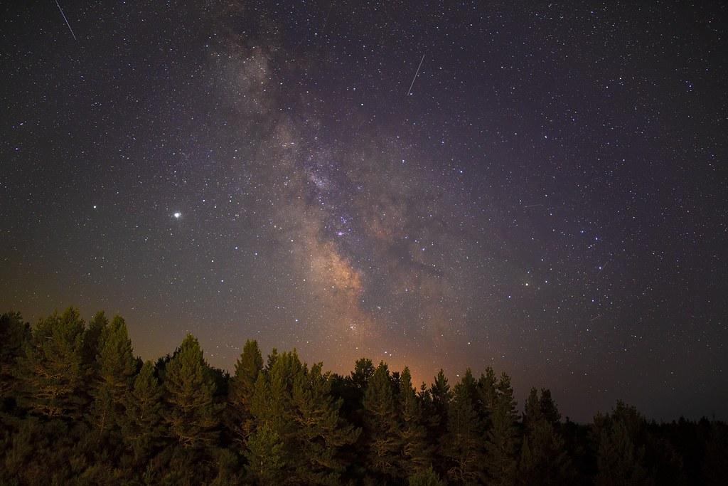 Manzanita Milky Way