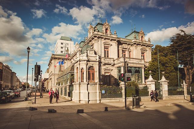 Palacio de Sara Braun, Punta Arenas, Chile