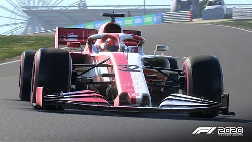 F1 2020 -Keep Fighting Foundation 2