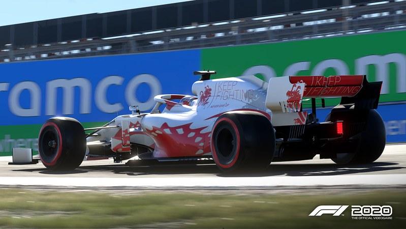F1 2020 -Keep Fighting Foundation 5