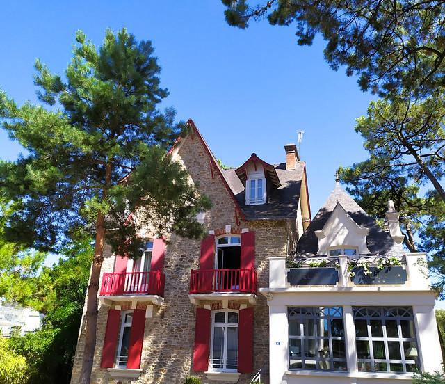 la Baule - villa