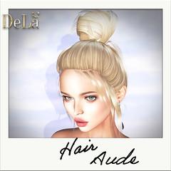 "=DeLa*= New hair ""Aude"""