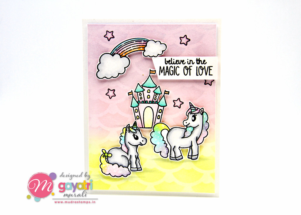 Unicorn card #2