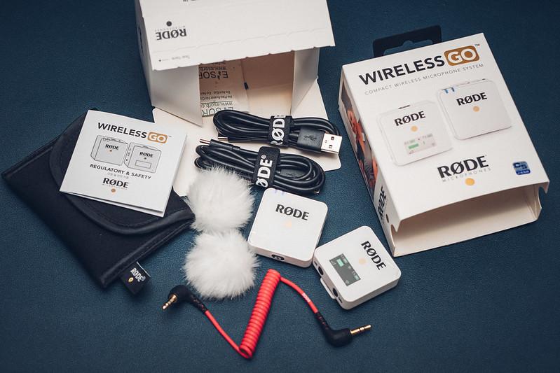 WIRELESS GO|RODE 無線麥克風