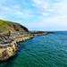 Rocky Coastal Views of Fife, Scotland by Conlyn_McEvoy