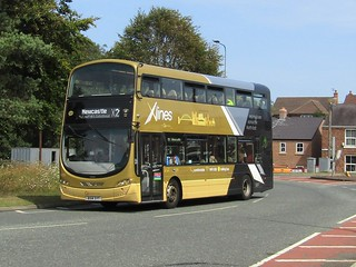 Go North East 6335 / BX14 SYT.
