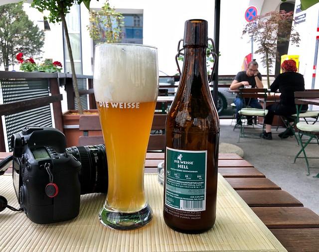 Die Weisse / INIGO / Wenen