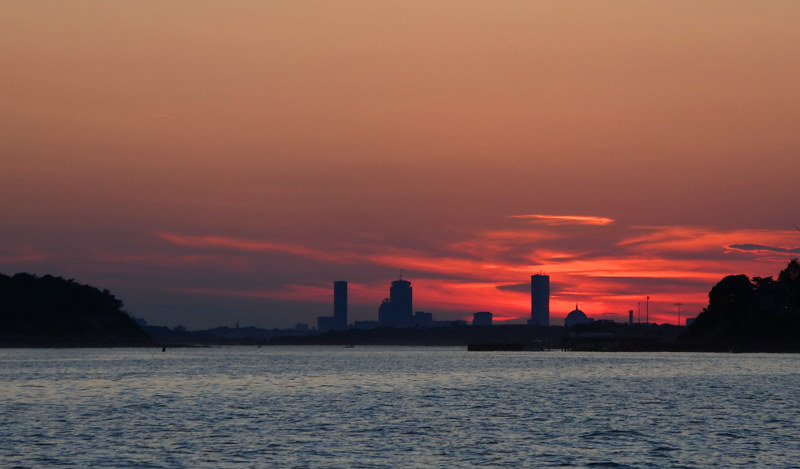 Boston From Hull