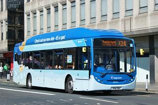 Stagecoach NE 28038 YP14TGK